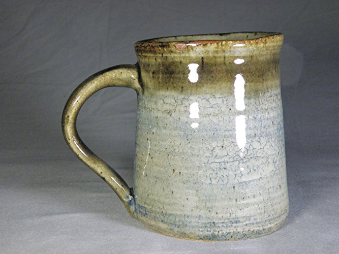 Soda fired coffee cup